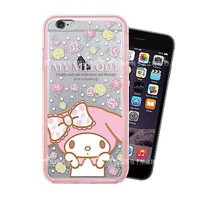 三麗鷗授權 iPhone 6s Plus / 6 Plus 二合一雙料手機殼(托腮)