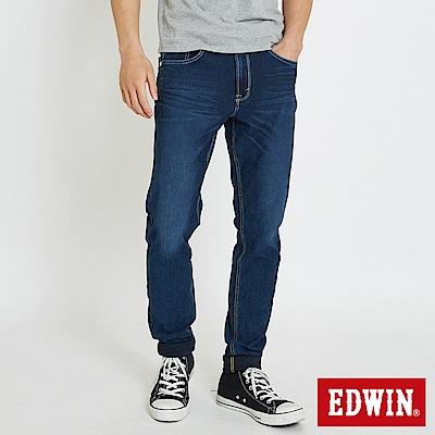 EDWIN JERSEYS 迦績涼感 AB牛仔褲-男-石洗綠
