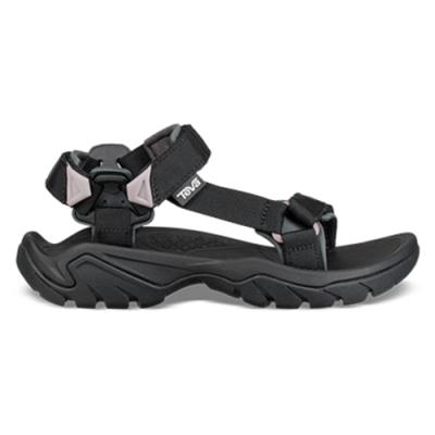 TEVA Terra Fi 5 Universal 女 經典水陸健行涼鞋 黑色