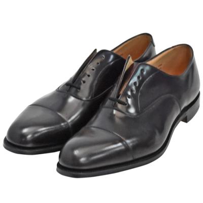 CHURCH S 經典Dubai系列牛皮綁帶牛津鞋(咖啡色)