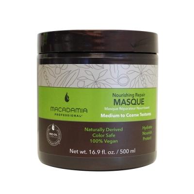 Macadamia Professional 瑪卡奇蹟油 潤澤髮膜 500ml(新)