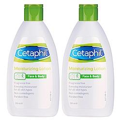 Cetaphil舒特膚 長效潤膚乳200ml(2入特惠)