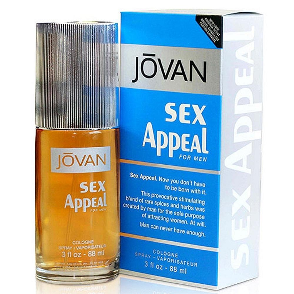 Jovan Sex Appeal 性愛男性古龍水 88ml
