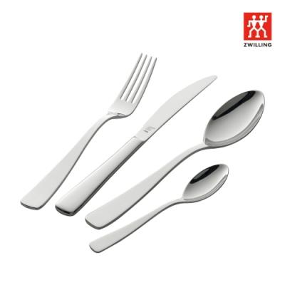 德國雙人 ZWILLING Soho系列 餐具 4件組
