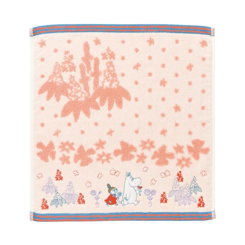 日本丸真 Moomin 嚕嚕米刺繡洗臉巾- 幻想曲