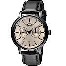 MINI Swiss Watches英式經典腕錶(MINI-160632)-香檳色