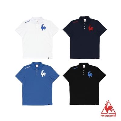 法國公雞牌短袖POLO衫 LON21143-男-4色