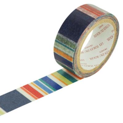 LES TOILES DU SOLEIL 法國蘇蕾包-紙膠帶-聖羅蘭