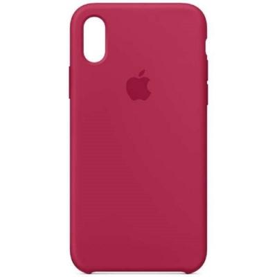 Apple iPhone X 矽膠保護套