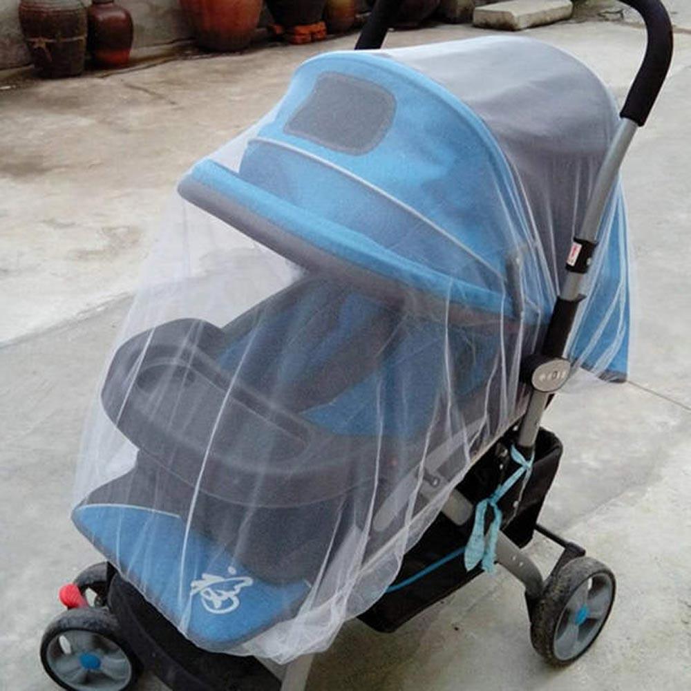 親親寶貝 日式頂級嬰兒車專用蚊帳/防蚊罩細緻紗網透氣舒適/嬰幼兒防蚊必備