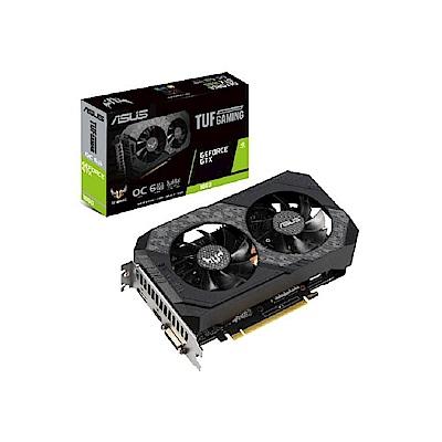 華碩 ASUS TUF GeForce GTX™ 1660 O6G GAMING 顯示卡