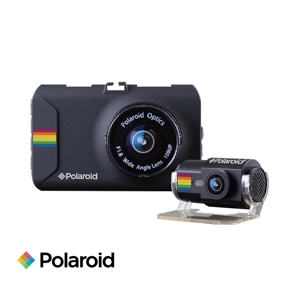 寶麗萊 DS303GS 停車監控版 SONY雙鏡頭行車紀錄器+固定測速