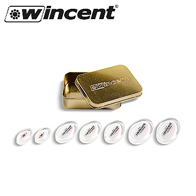 Wincent ToneGel MMP 鼓用吸音貼 7片裝款