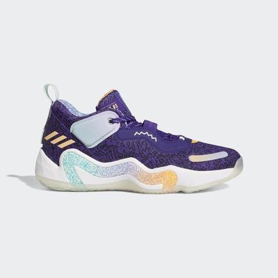 adidas D.O.N. ISSUE #3: PLAYGROUND HOOPS GCA 籃球鞋 男 GV7264