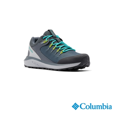 Columbia 哥倫比亞 女款- Omni-Tech 防小雨多功能健走鞋-灰色 UBL01560GY