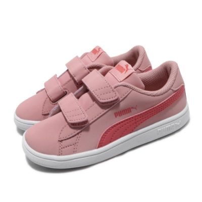 Puma 休閒鞋 Smash V2 Buck V 童鞋