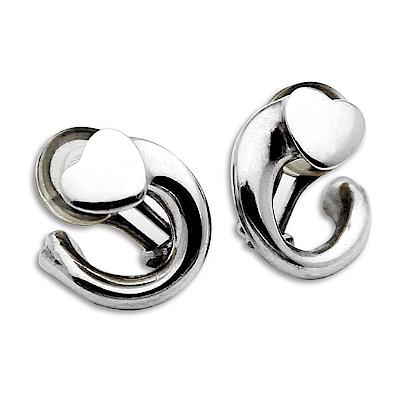 Georg Jensen 喬治傑生 2002年度設計師夾式耳環