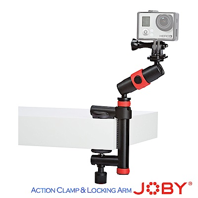 JOBY 攝影鎖臂夾具 Action Clamp&Locking Arm-JB29