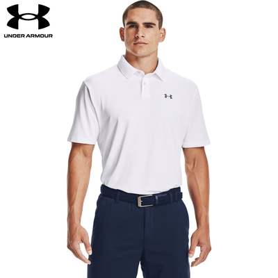 【UNDER ARMOUR】男 Performance 2.0短POLO