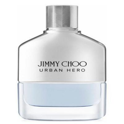 (拆盒)JIMMY CHOO URBAN HERO男性淡香精 100ml tester