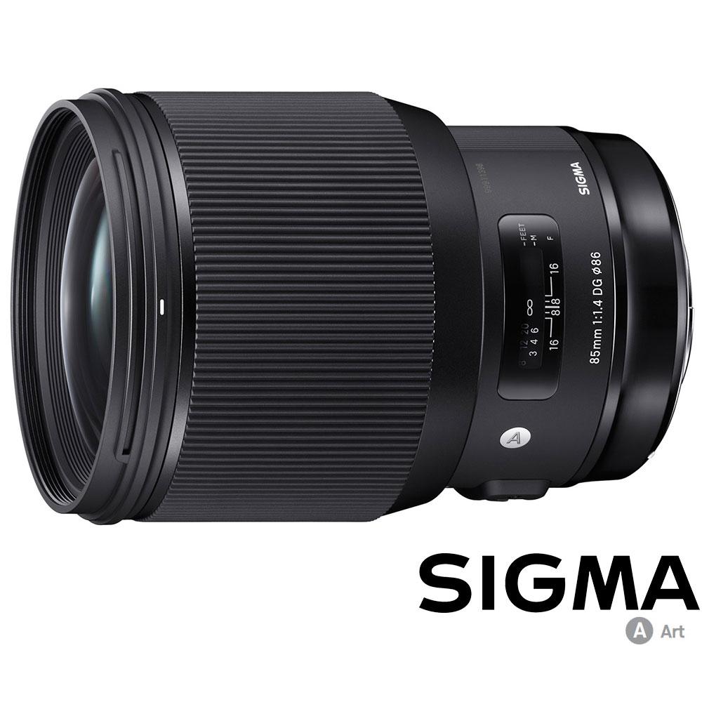 SIGMA 85mm F1.4 DG HSM ART (公司貨)