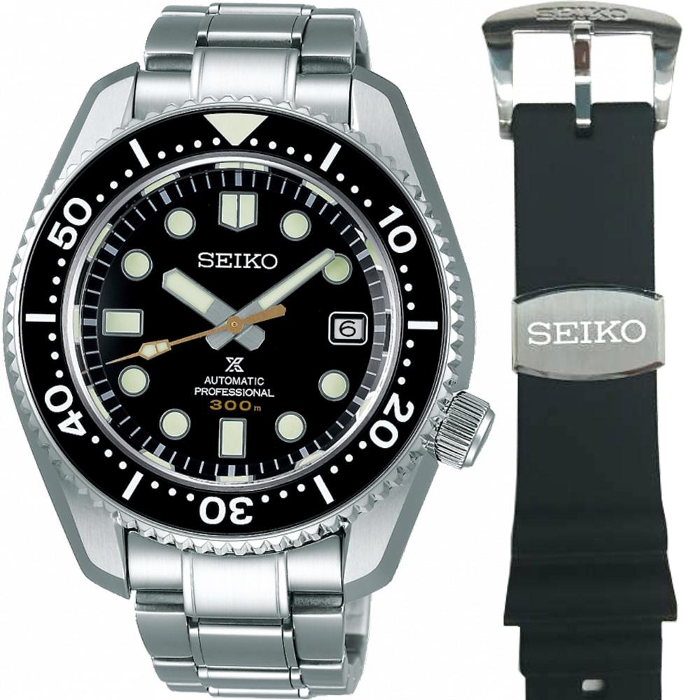 SEIKO PROSPEX 300米潛水機械錶(SLA021J1)45mm
