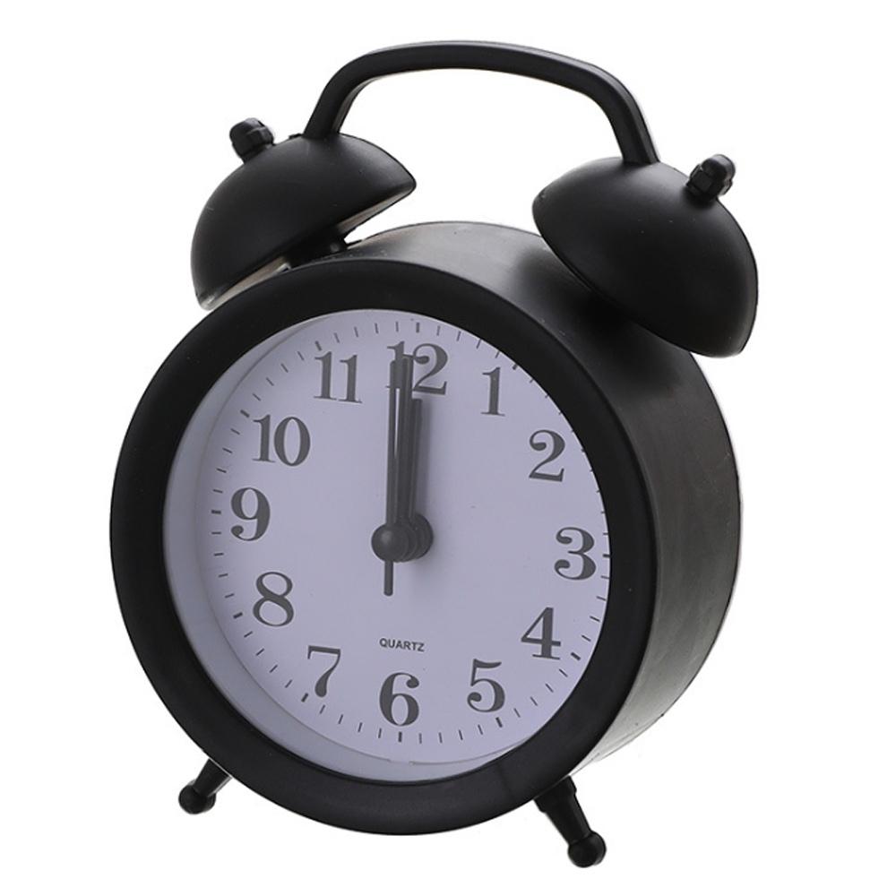 Watch-123 創意設計風爸爸買給我數字小鬧鐘(4色任選)