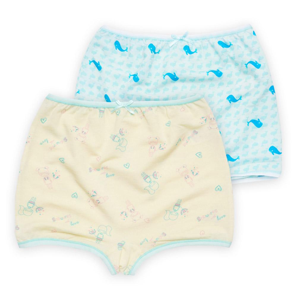 anny pepe 兒童內褲 95%天絲女童四角褲