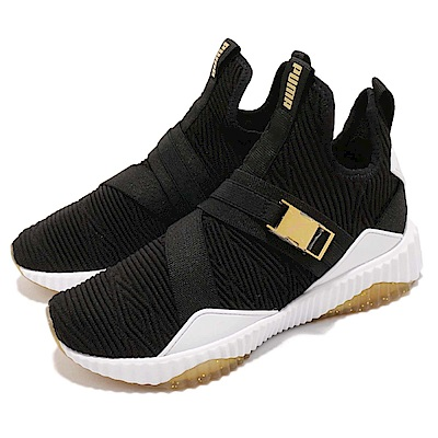 Puma 休閒鞋 Defy Mid Varsity 女鞋