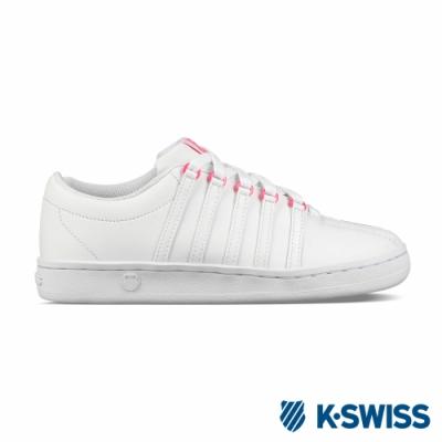 K-SWISS Classic 88 Heritage休閒運動鞋-女-白/桃紅