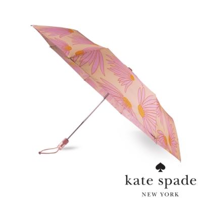 KATE SPADE 馥郁花蕾旅行摺疊傘 Falling Flower