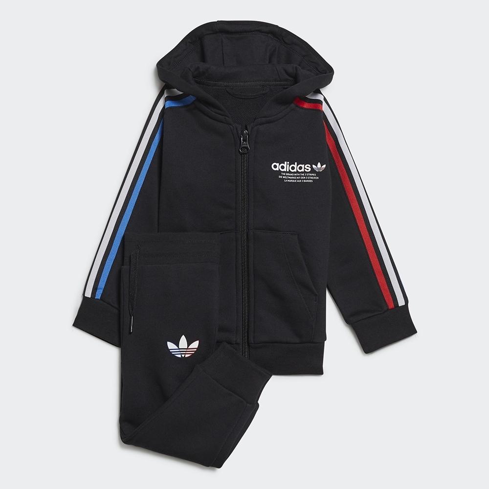 adidas ADICOLOR 連帽套裝 男童/女童 GN7418 product image 1