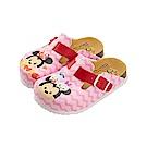 迪士尼 TsumTsum 米妮家族 休閒拖鞋-粉