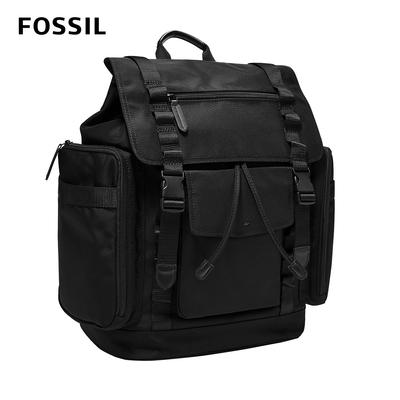 FOSSIL Latitude 多功能後背包-黑色 MBG9544001