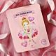 韓國 【PEACHAND】 芭蕾舞公主 兒童保濕面膜(單片裝) product thumbnail 1