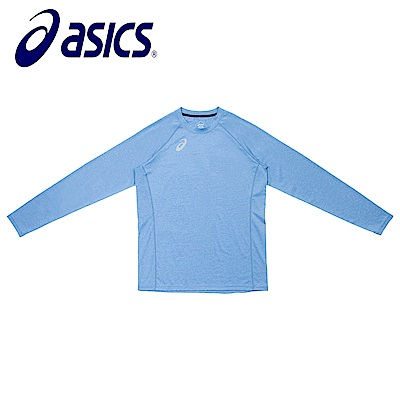 Asics 亞瑟士 男女長袖T恤 藍 K31806-43