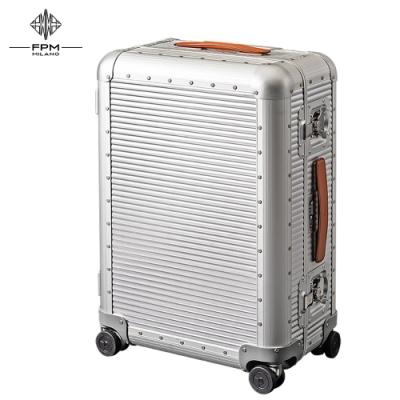 FPM MILANO BANK Moonlight系列 27吋行李箱 月光銀
