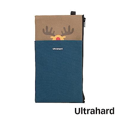 Ultrahard 紅鼻子魯道夫手機袋plus(奶油藍)