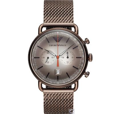 Emporio Armani Aviator飛行員計時腕錶(AR11169)43mm