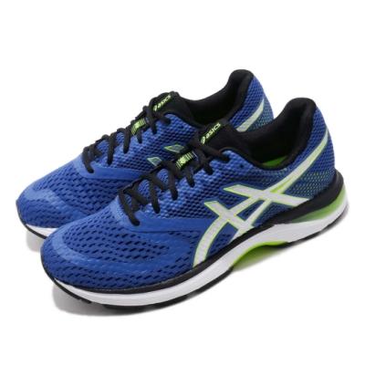 Asics 慢跑鞋 Gel Pulse 10 運動 男鞋 亞瑟士 路跑 馬拉松 透氣 緩衝 吸震 藍 銀 1011A007401