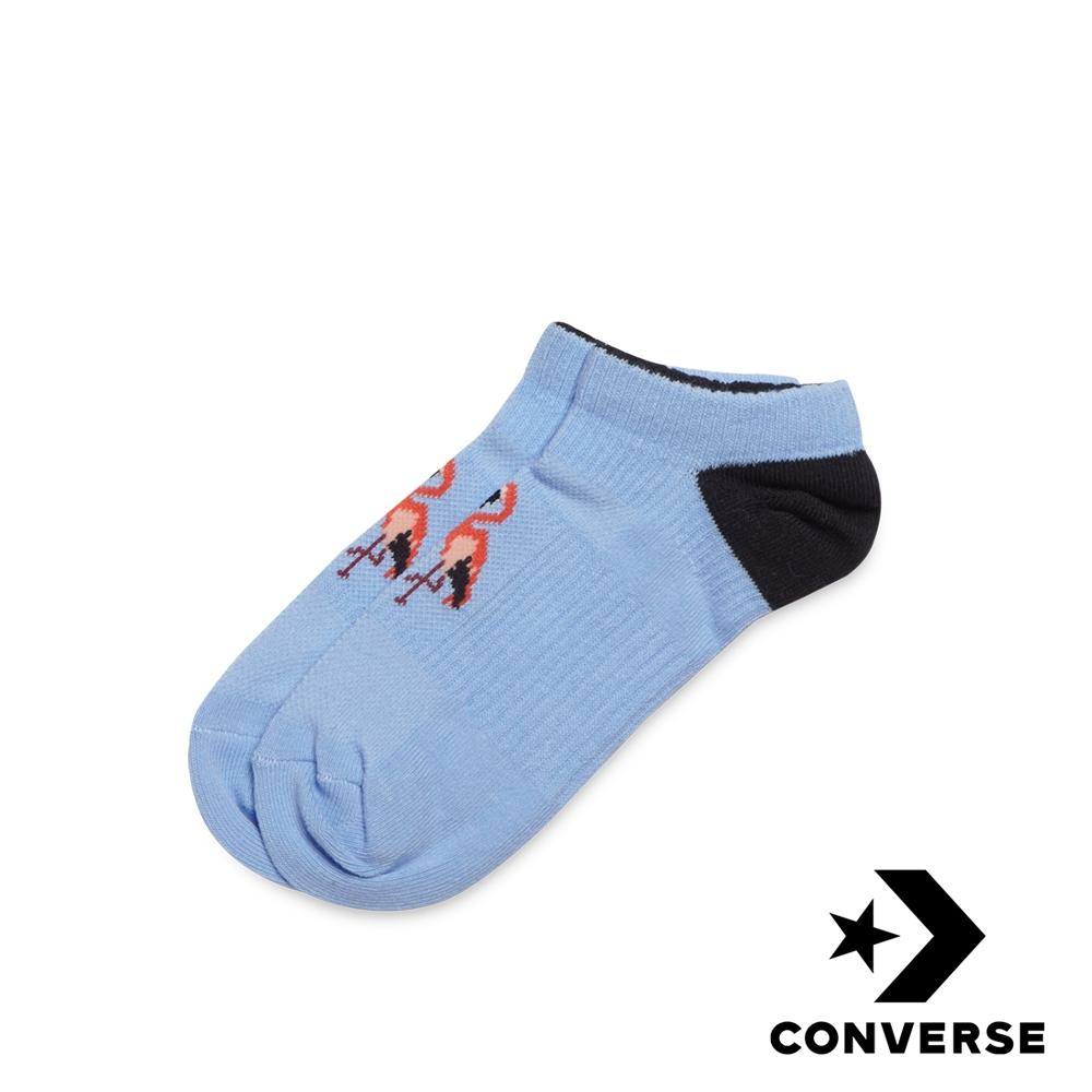 CONVERSE 火鶴隱形襪 (藍) 10008044-A01