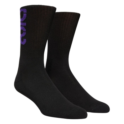 ASICS 亞瑟士 BL CREW SOCKS 襪子 男女 配件  3193A119-003