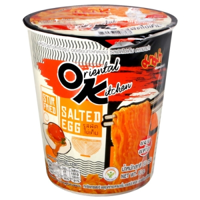 MAMA 鹹蛋黃風味乾杯麵(80g)