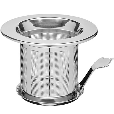 KitchenCraft 附蓋不鏽鋼濾茶器