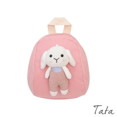 童裝 小兔子娃娃後背包 共二色 TATA KIDS