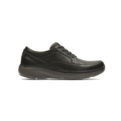 Clarks   摩登經典   Charton Vibe   男鞋  黑色   CLM14993SC20