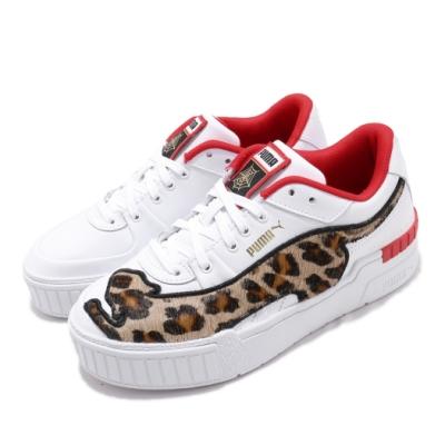 Puma 休閒鞋 Cali Sport 厚底 穿搭 女鞋