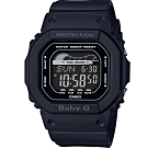 CASIO卡西歐BABY-G夏季衝浪運動腕錶 BLX-560-1黑