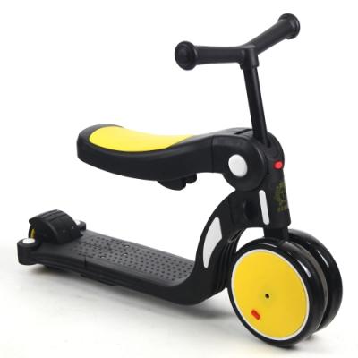 BabyBabe 三合一平衡三輪車 (滑板車、滑步車)