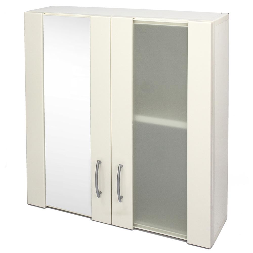 Aaronation 安全防爆玻璃浴鏡/對開單門鏡櫃 GU-C1021WA